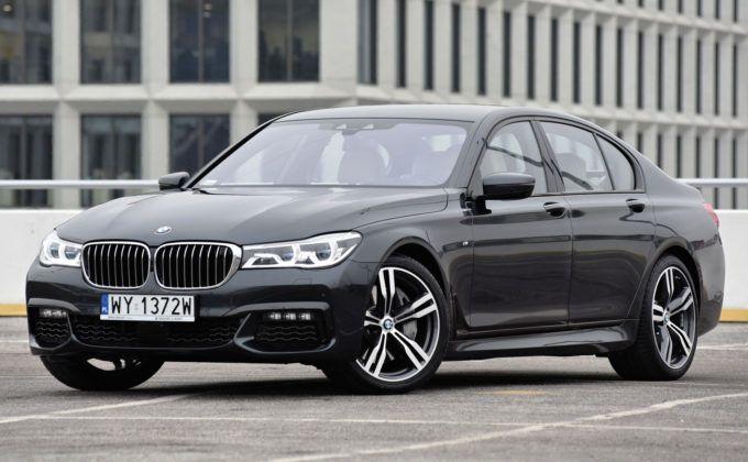 Auta luksusowe - najlepszy - BMW serii 7