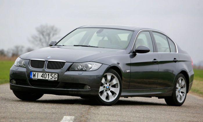 Klasa średnia - najdroższy - BMW serii 3