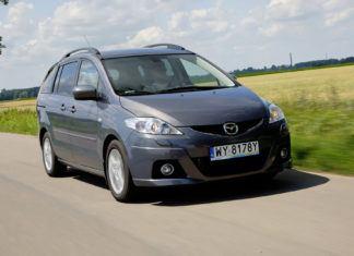 Używana Mazda 5 I (2005-2010) - OPINIE