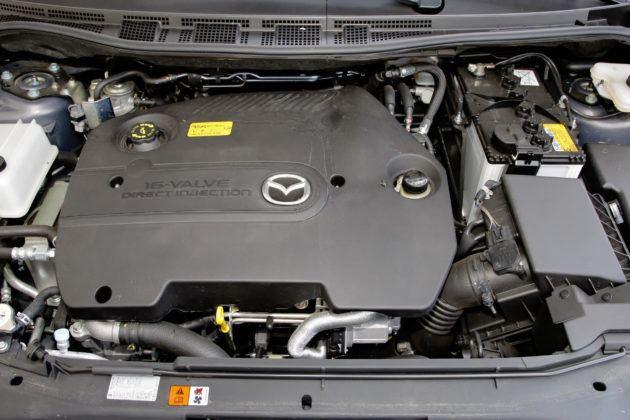 Mazda 5 - silnik