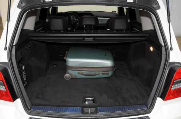 MERCEDES GLK 320CDI X204 3.0d V6 224KM 7AT 7G-Tronic 4Matic WW4977S 12-2008
