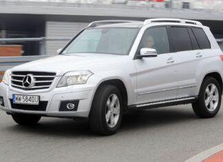 Używany Mercedes GLK (X204; 2008-2015) - opinie, dane techniczne, typowe usterki