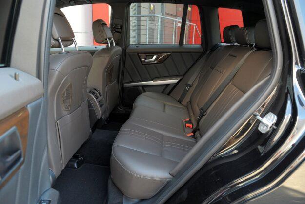 Mercedes GLK 23