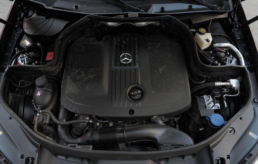 Mercedes GLK 25