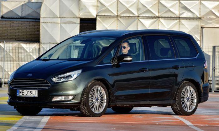 Minivany - najgorszy - Ford Galaxy