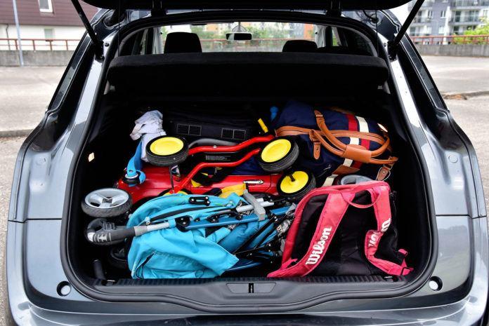 Pakowanie samochodu