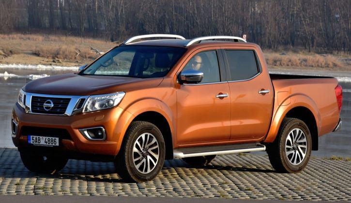 Pick-upy - najgorszy - Nissan Navara