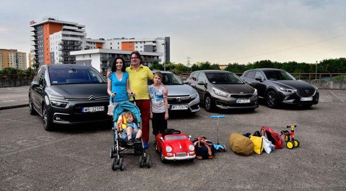 Auto dla rodziny