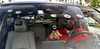 Test kamer samochodowych
