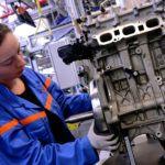 Produkcja silnika