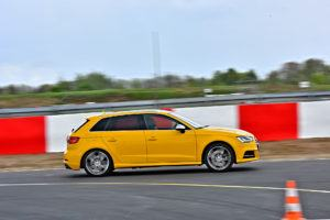 Pomiar osiągów Audi S3