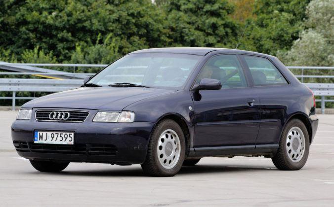 1.6 8V - Audi A3 I