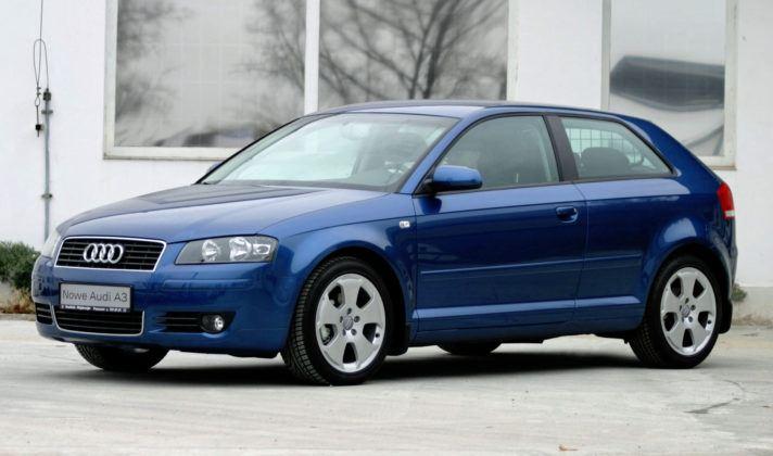 1.6 8V - Audi A3 II