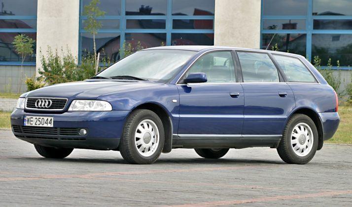 1.6 8V - Audi A4 I