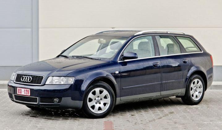 1.8 Turbo - Audi A4 II