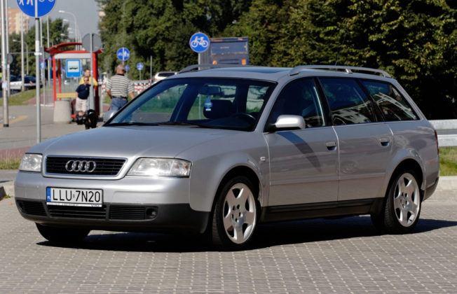 1.8 Turbo - Audi A6 II
