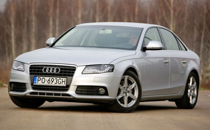 2.0 TFSI - Audi A4 III