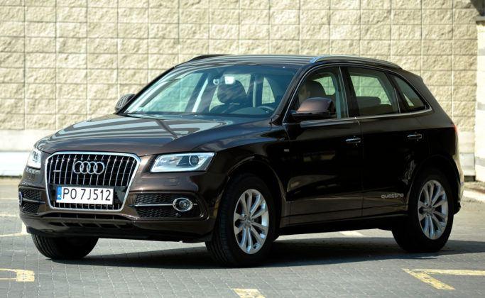 2.0 TFSI - Audi Q5