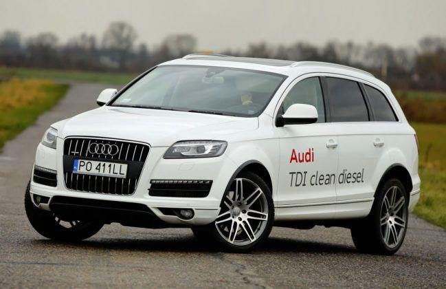 2.0 TFSI - Audi Q7