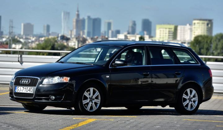 2.4 V6 - Audi A4 II FL