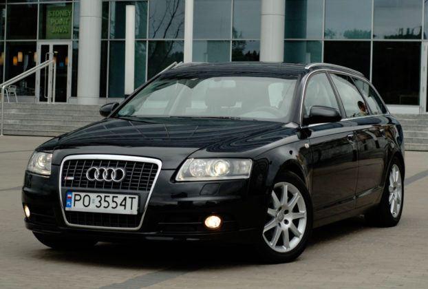 2.4 V6 - Audi A6 III
