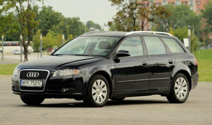 Audi A4 B6 B7