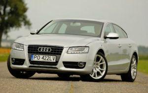 Audi S Tronic DL501 -Audi A5