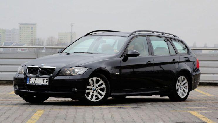 Auta klasy średniej i wyższej - najlepszy - BMW serii 3