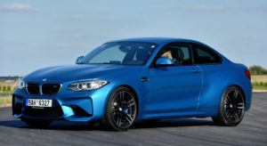 BMW DCT Drivelogic - BMW M2