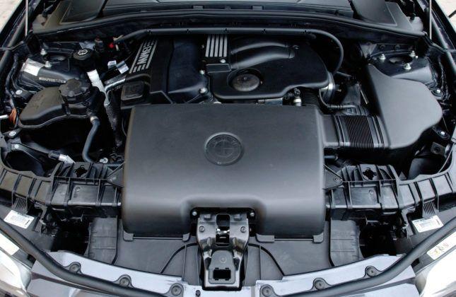 BMW serii 1 - silnik