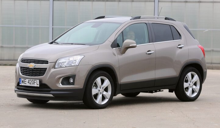 CHEVROLET Trax 1.4T 140KM 6MT AWD WE420FL 06-2013