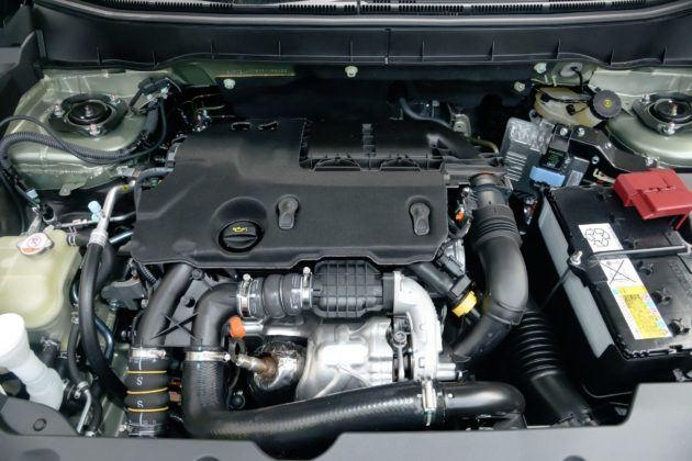 Citroen C4 Aircross - silnik