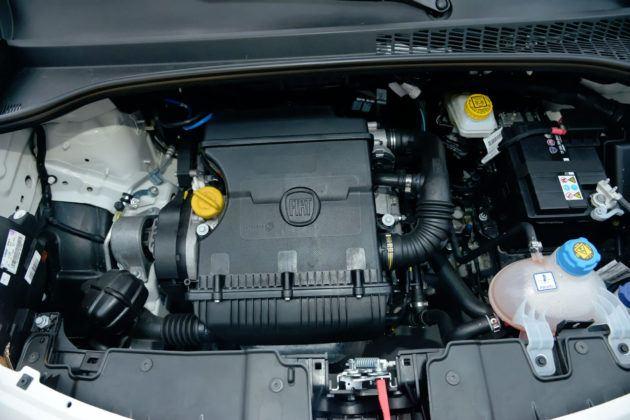 Fiat 500L - silnik