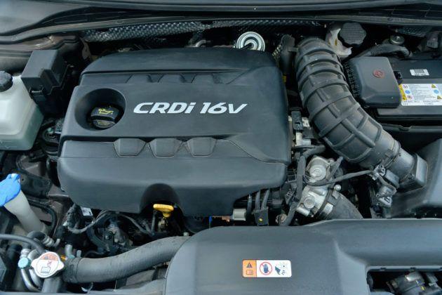 Hyundai i40 - silnik