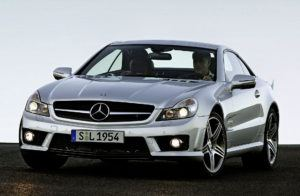 Mercedes Powershift MCT - Mercedes SL63 AMG