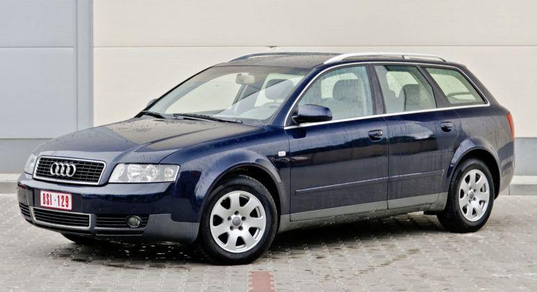 Miejsce 1 - Audi A4