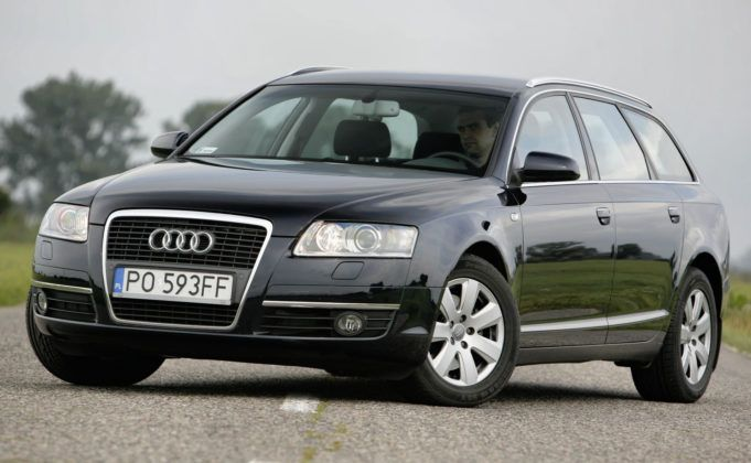 Miejsce 10 - Audi A6