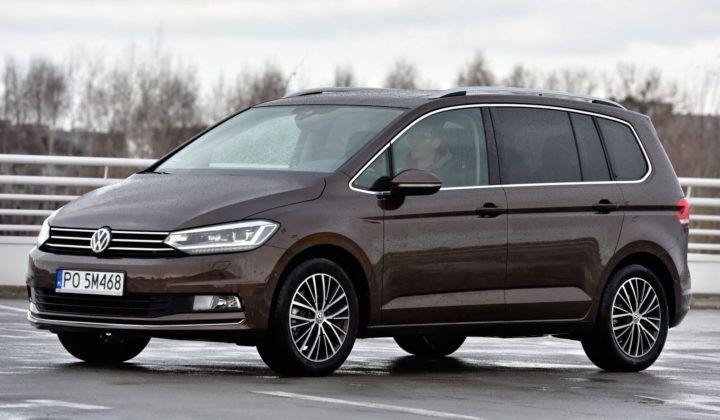 Miejsce 14 - Volkswagen Touran