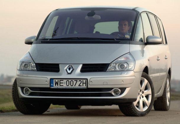 Miejsce 15 - Renault Espace