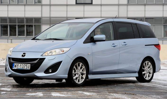 Miejsce 17 - Mazda 5