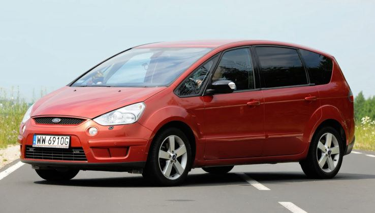 Miejsce 2 - Ford S-Max