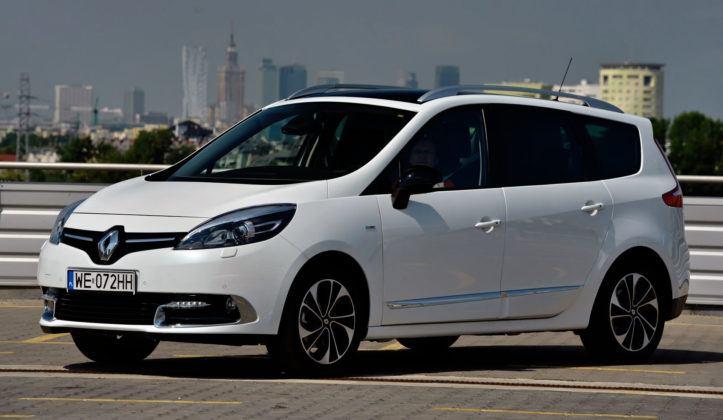 Miejsce 4 - Renault Scenic