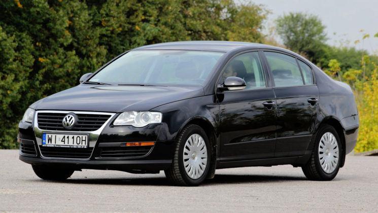 Miejsce 4 - Volkswagen Passat