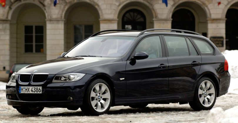 Miejsce 5 - BMW serii 3