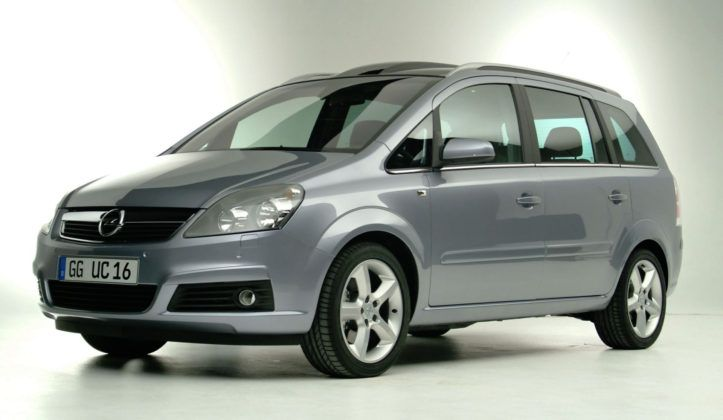 Miejsce 6 - Opel Zafira