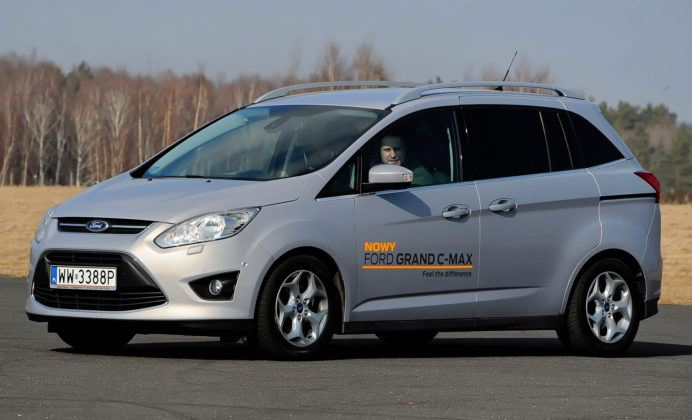 Miejsce 7 - Ford C-Max