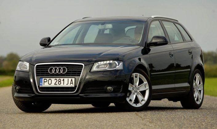 Miejsce 8 - Audi A3