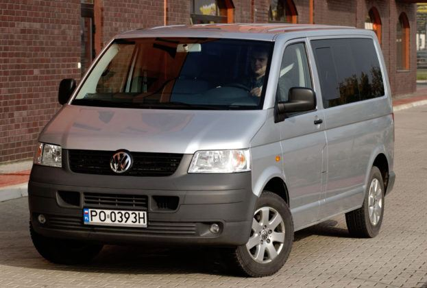 Minivany i kombivany - najlepszy - Volkswagen Transporter