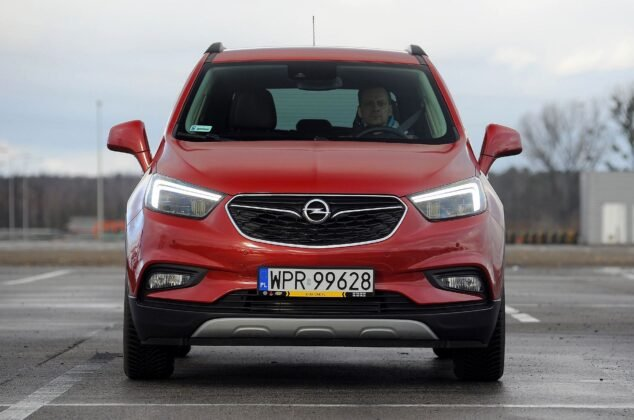 OPEL Mokka X Ultimate 1.4T 120KM 6MT WPR99628 12-2018
