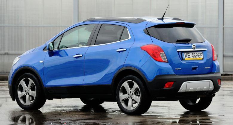 Opel Mokka - tył